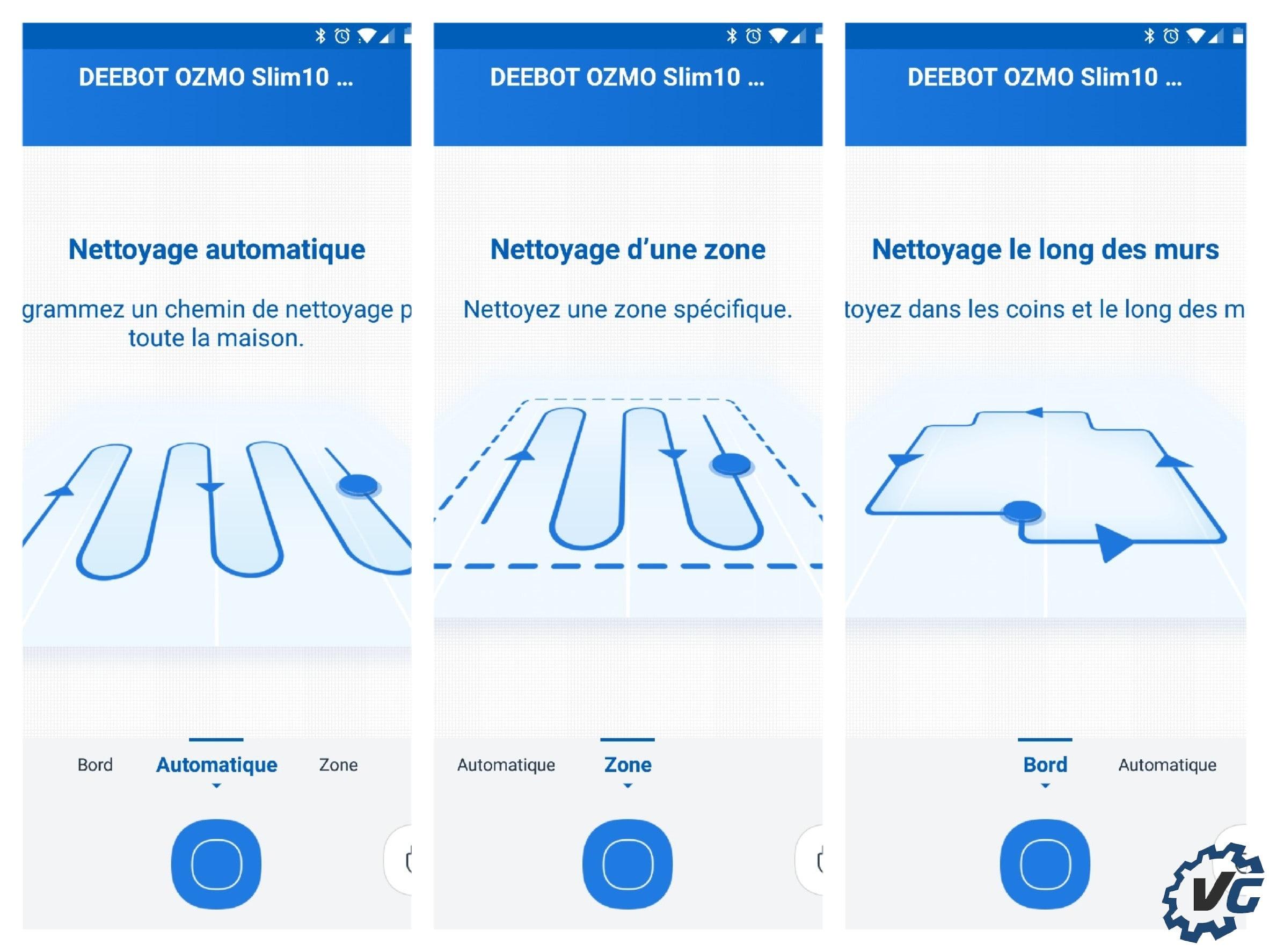 Application Deebot Slim10