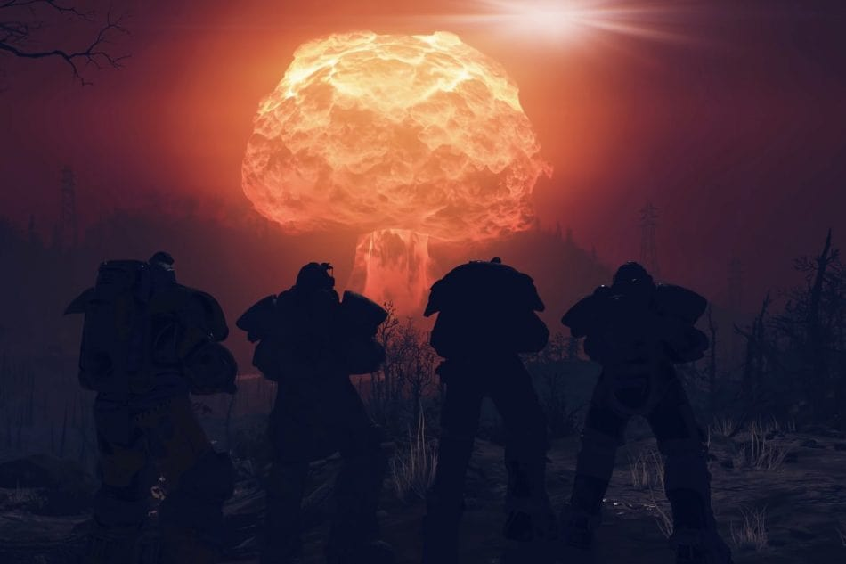Fallout 76 bombe nucléaire