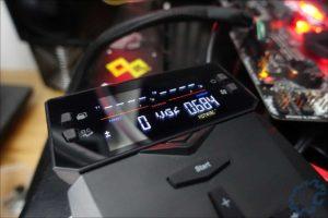 Le hotwire sur l'Asus RTX 2080Ti Strix OC.