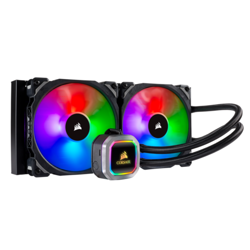 La série Hydro RGB Platinum.