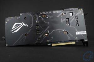 L'Asus RTX 2080Ti STRIX OC Gaming.