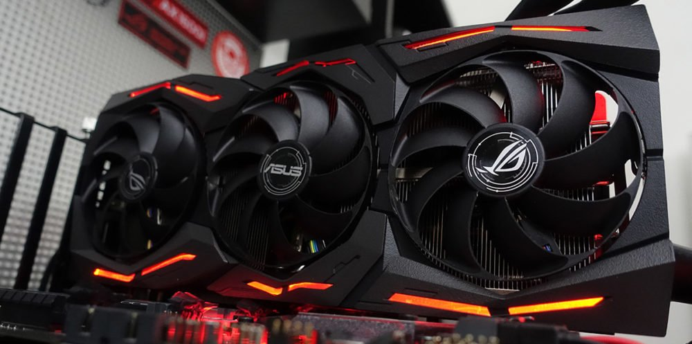 Test – L'Asus RTX 2080Ti Strix en version OC Gaming