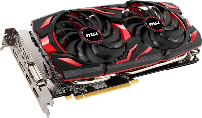 Radeon RX 570 Mech 2 8 Go OC