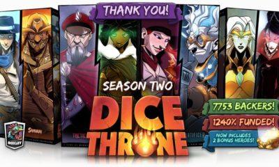 Dice Throne saison 2