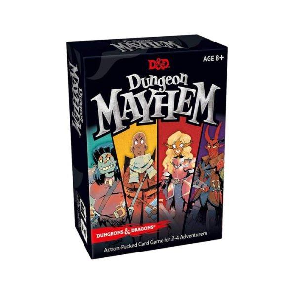 Dungeon Mayhem boite