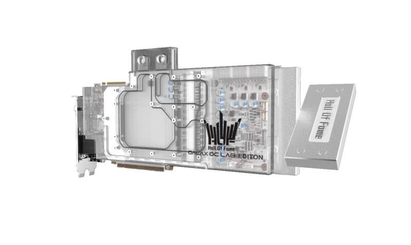GALAX RTX 2080 Ti OC Lab edition WC