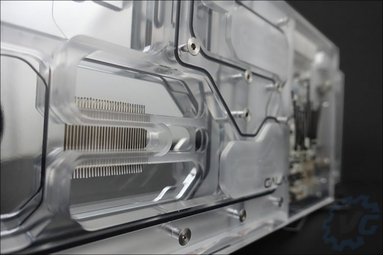 La KFA2 RTX 2080 Ti HOF OC Lab.