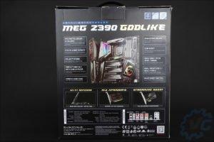 La carte mère MSI MEG Z390 GODLIKE