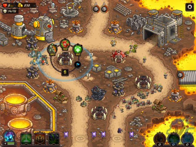 Kingdom Rush Vengeance Game