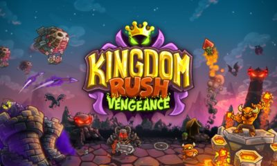 Kingdom Rush Vengeance Header