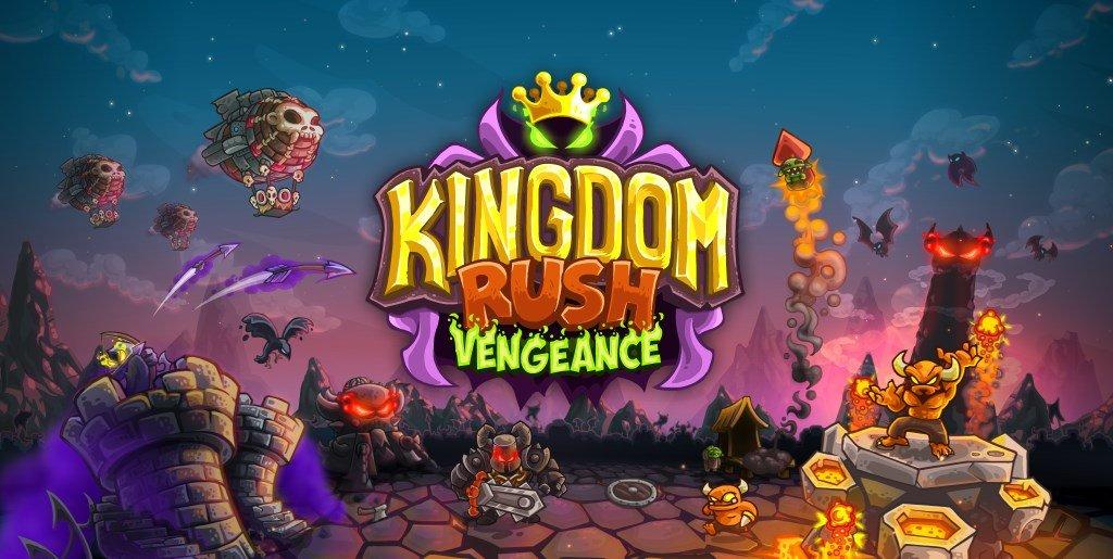 Kingdom Rush Vengeance Header