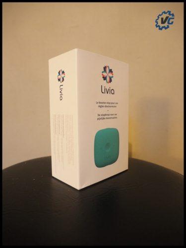 Test du Livia - Unboxing 2