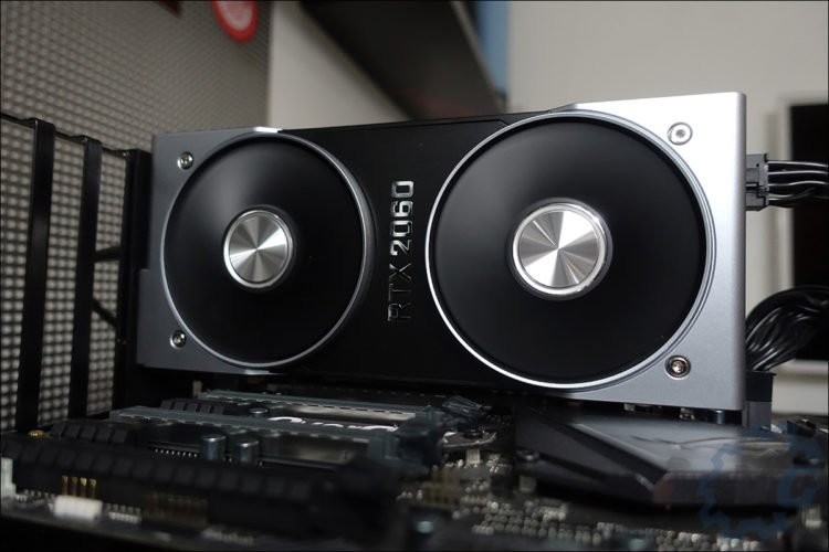 NVIDIA RTX 2060 benchmark