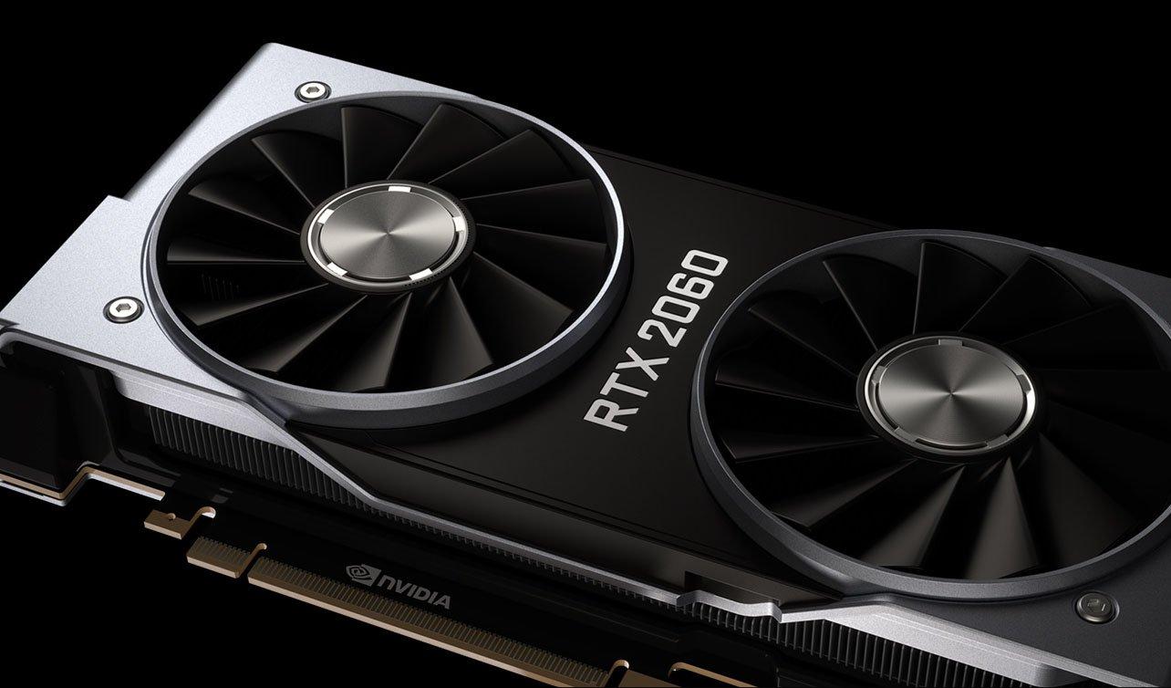 Nvidia RTX 2060 Founders Edition
