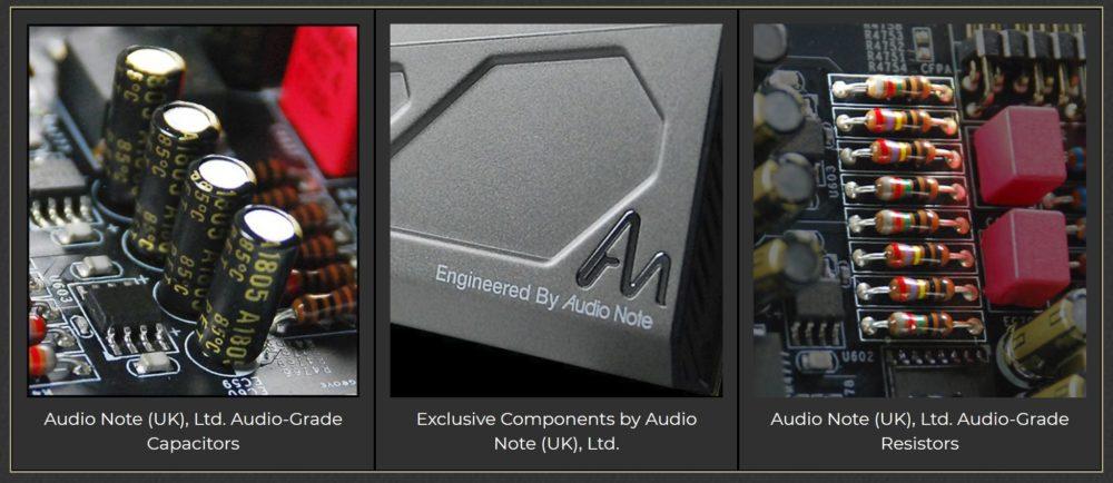 EVGA Nu audio details
