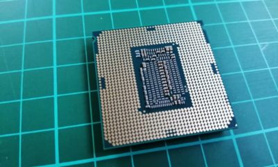 Intel i9-9900T sample