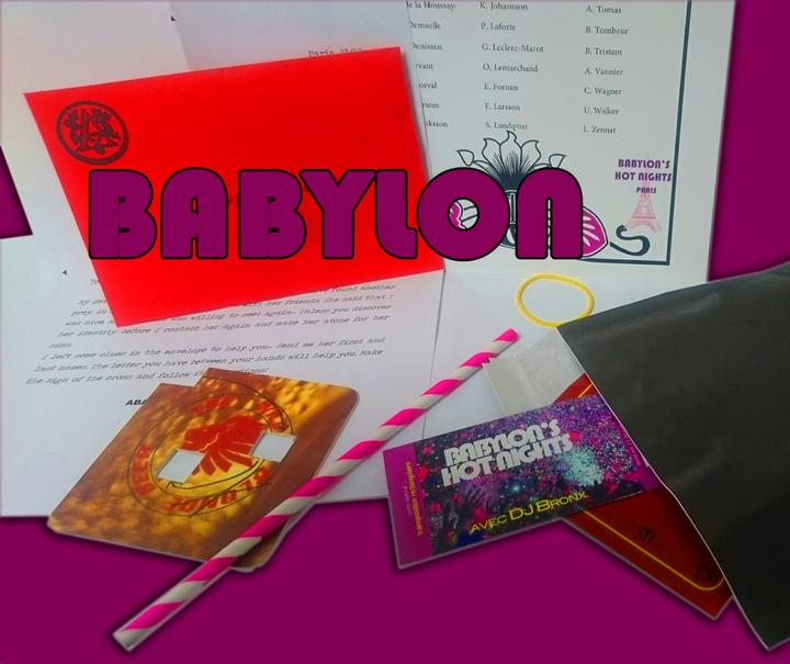Pocket Investigations Babylone