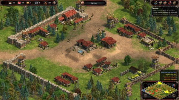 Age of Empires remaster