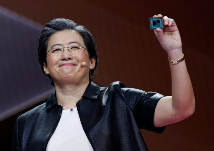AMD Lisa Su Ryzen 3000 v3