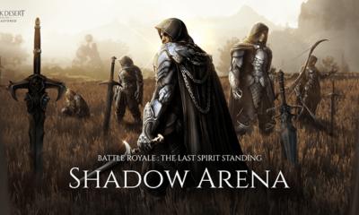Battle Royale Black Desert Online