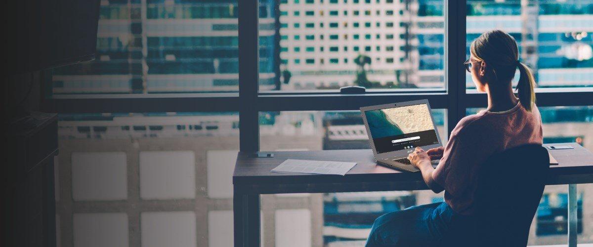 CES Acer Chromebook 315