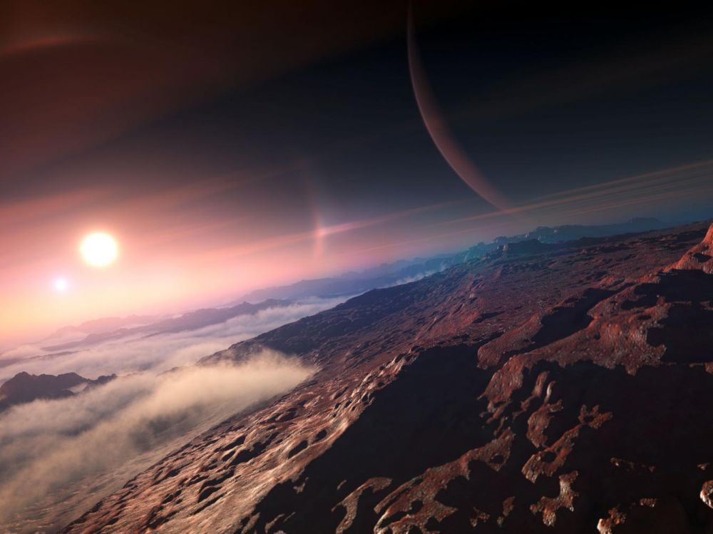 HD219134 b exoplanète saphirs et rubis