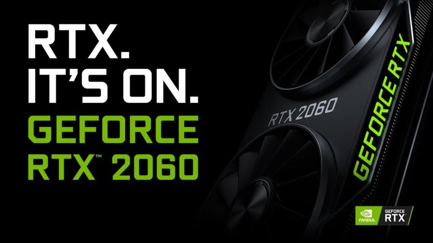Logo RTX 2060 Founders Edition