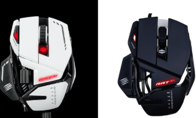 Mad Catz souris gaming
