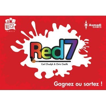 Red7 couleurs