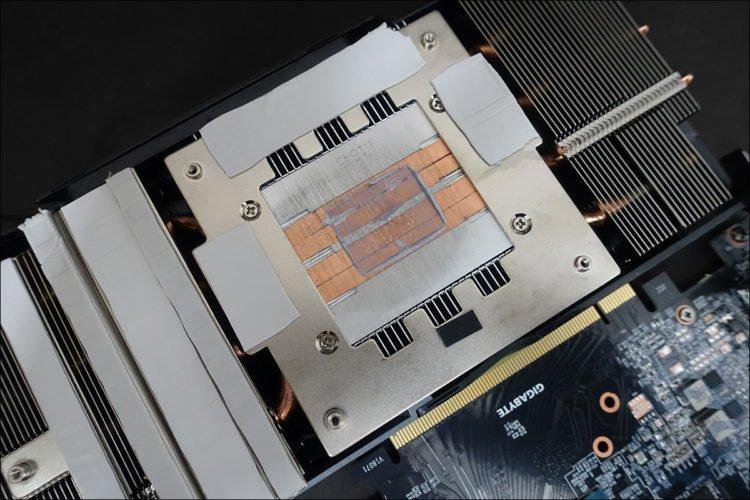 La Gigabyte RTX 2060 Gaming OC Pro