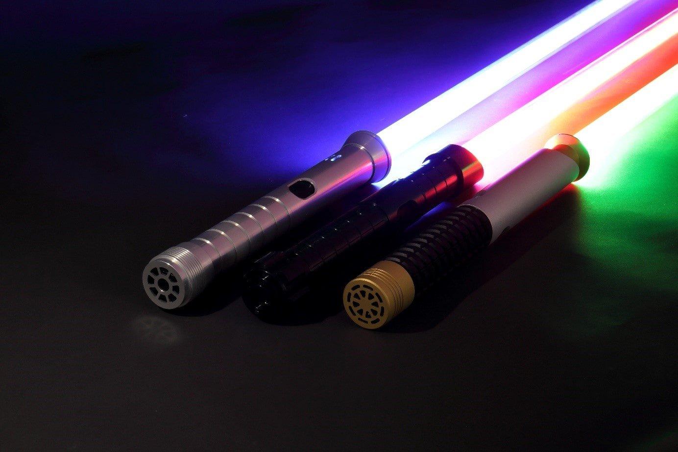 Sabre laser Solaari