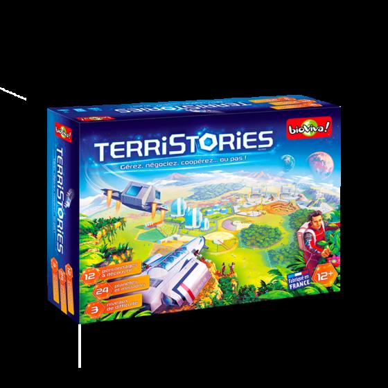TerriStories boite