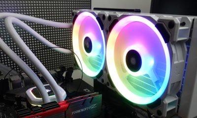 Benchs du Corsair H100i RGB Platinum SE