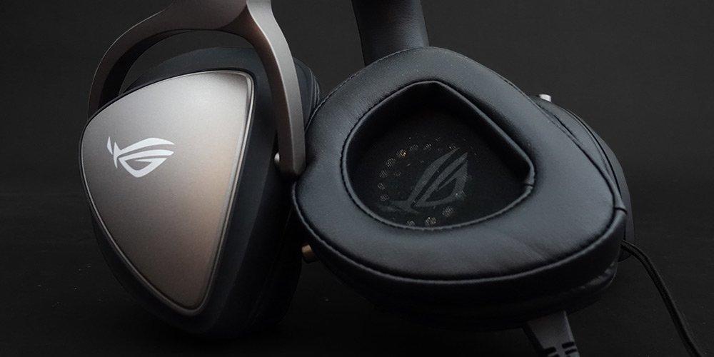 Le casque audio Asus ROG Delta Core