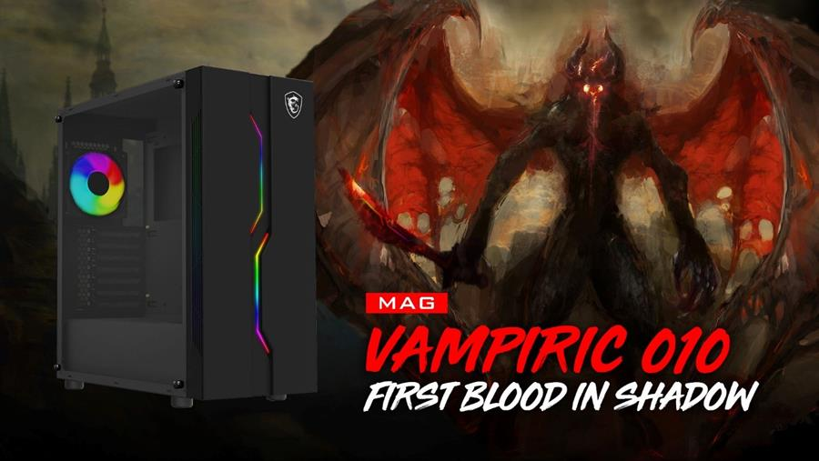 MSI boîtier Vampiric 010