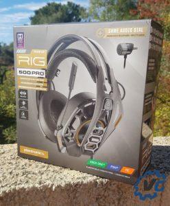 Test – RIG 500 Pro HC, de l'aéronautique dans les oreilles ?