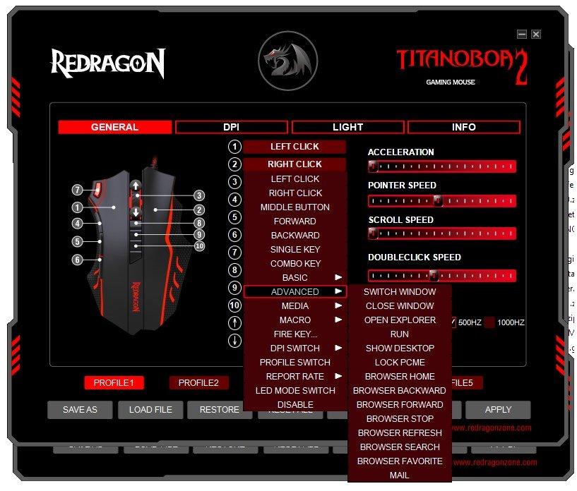 Leviathan Redragon