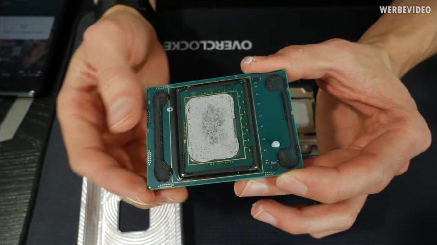 Xeon W-3175X delid