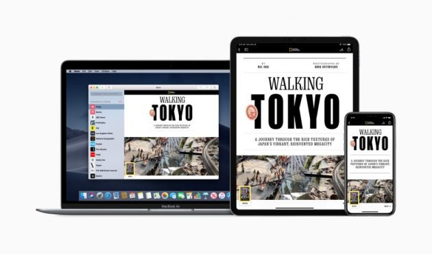 apple news-plus