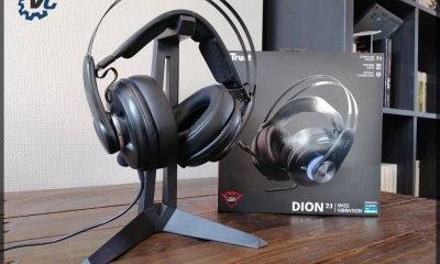 Casque Dion de Trust Gaming - présentation du casque