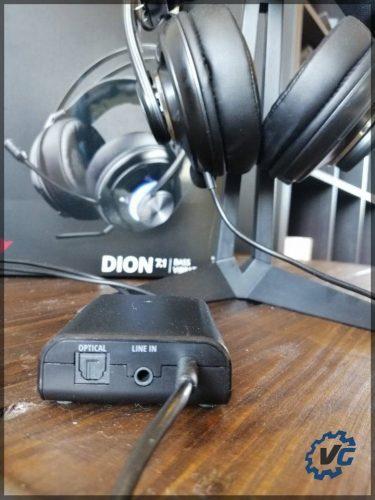 Casque Dion de Trust Gaming - second périphérique