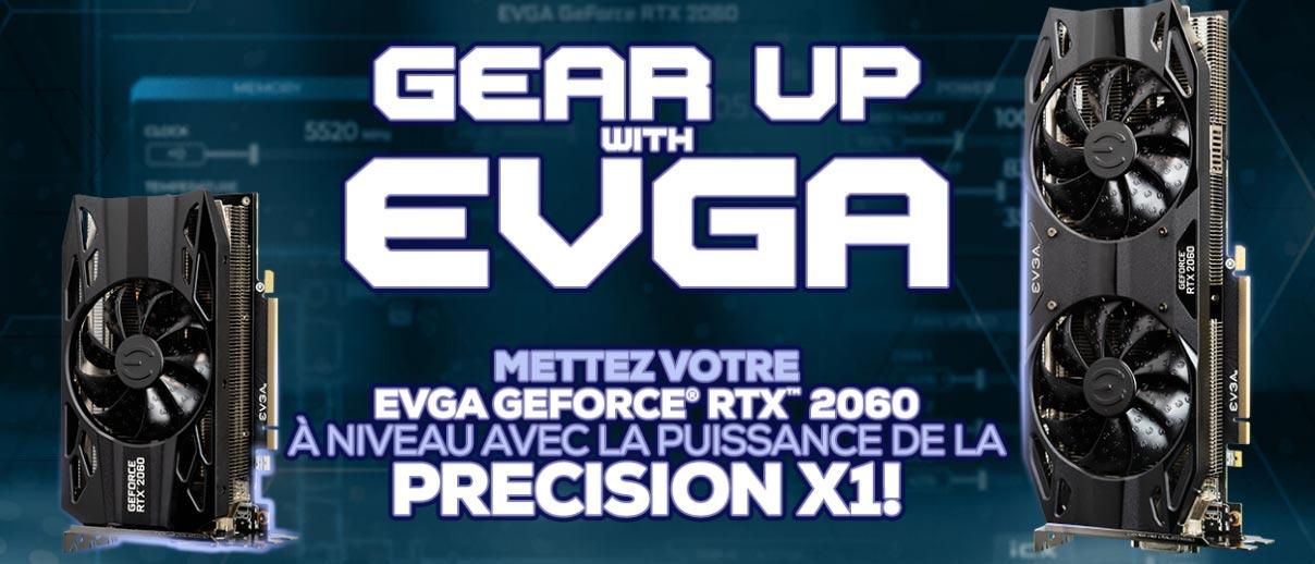 Couverture pour le concours EVGA RTX 2060
