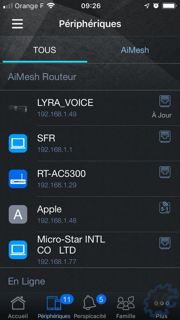 Lyra Voice ASUS