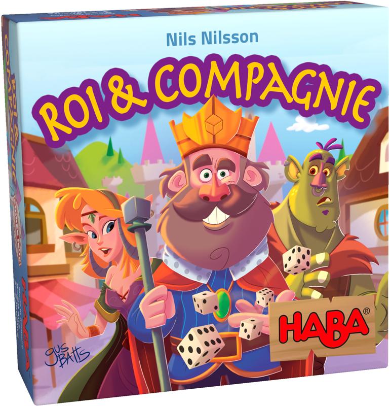 Roi & compagnie Haba