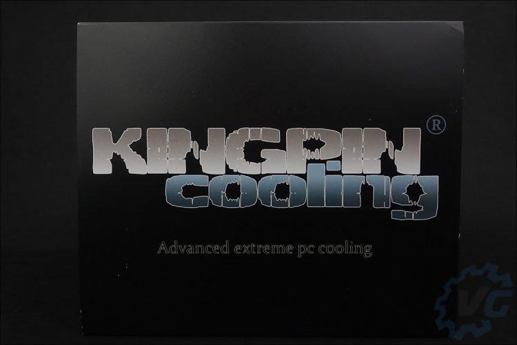 Le godet T-REX de KingPin Cooling