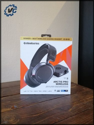 Arctis Pro Wireless - coffret reco