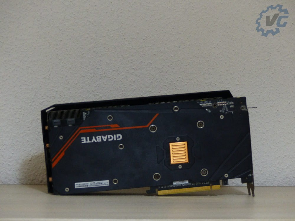 Backplate Vega 64