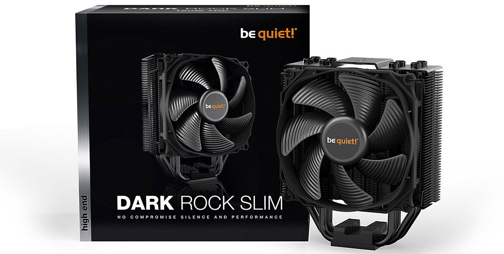 be quiet! Dark Rock Slim