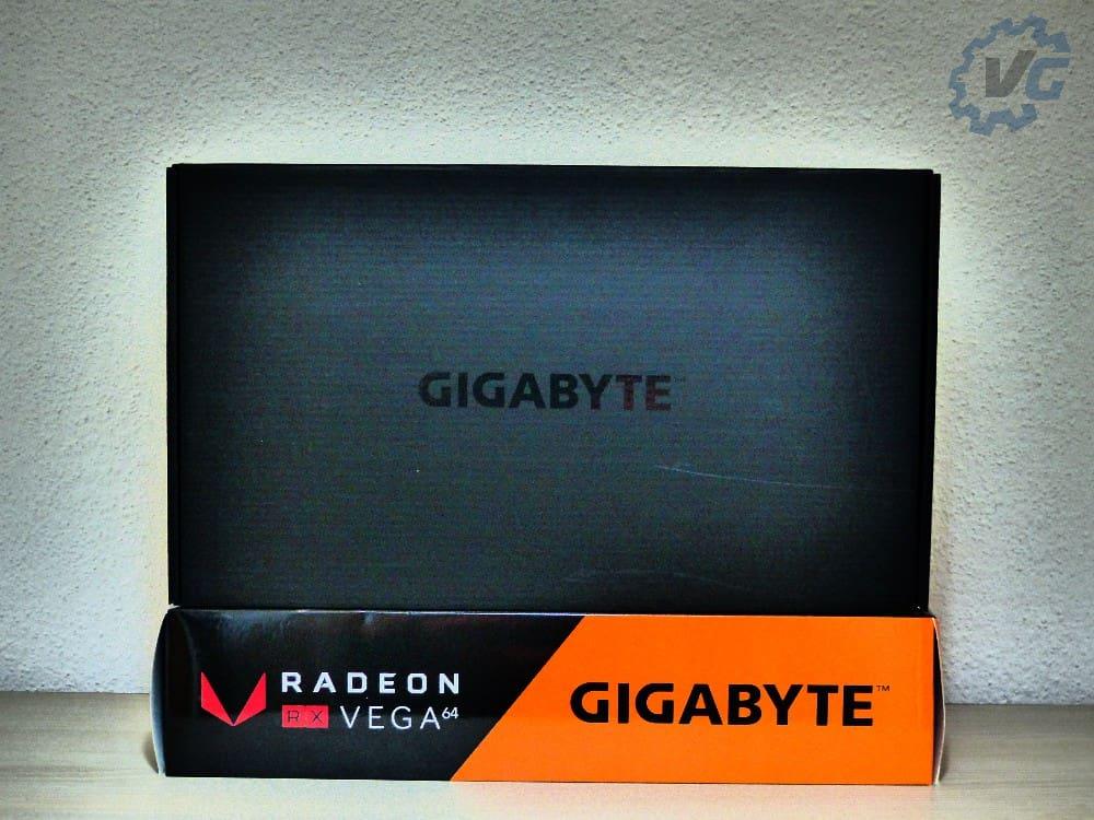Carton intérieur Vega 64