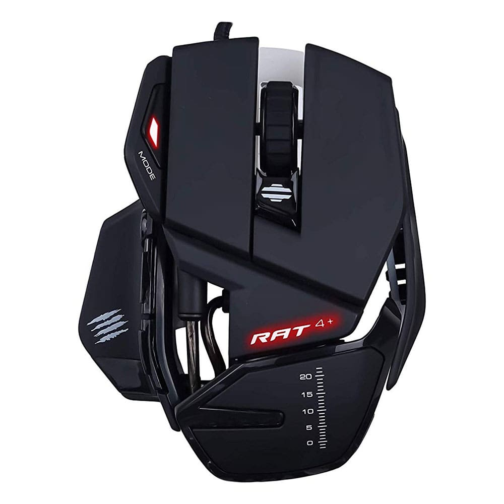 Mad Catz R.A.T 4+